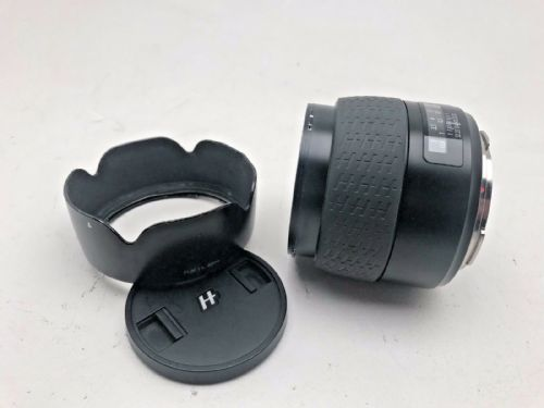 Hasselblad HC lens with hood and cap